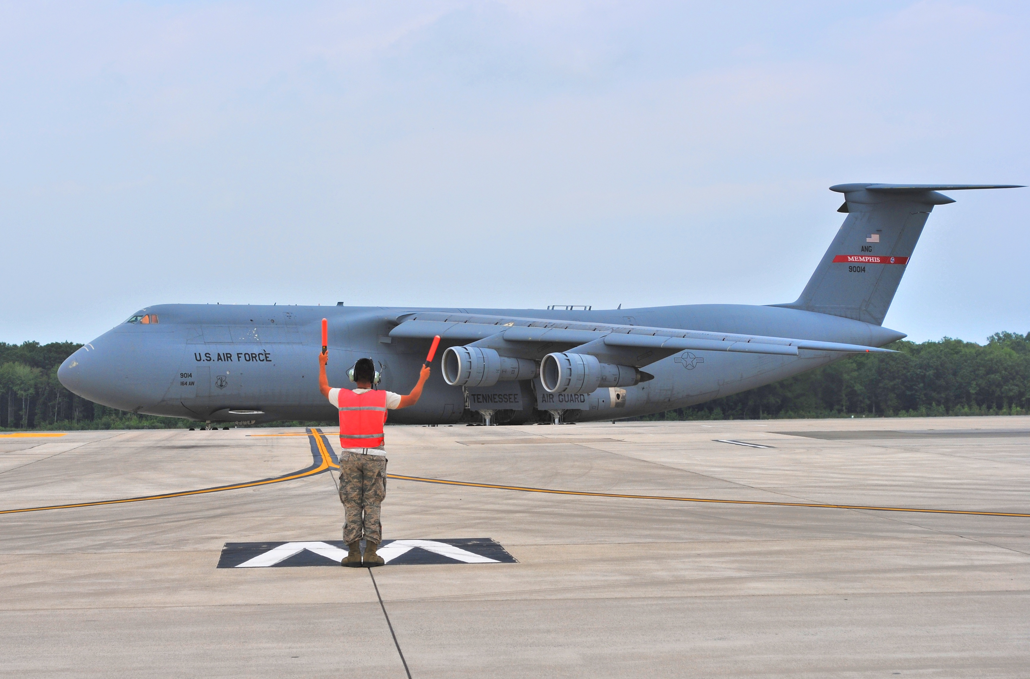 c 5a galaxy air mobility command museum