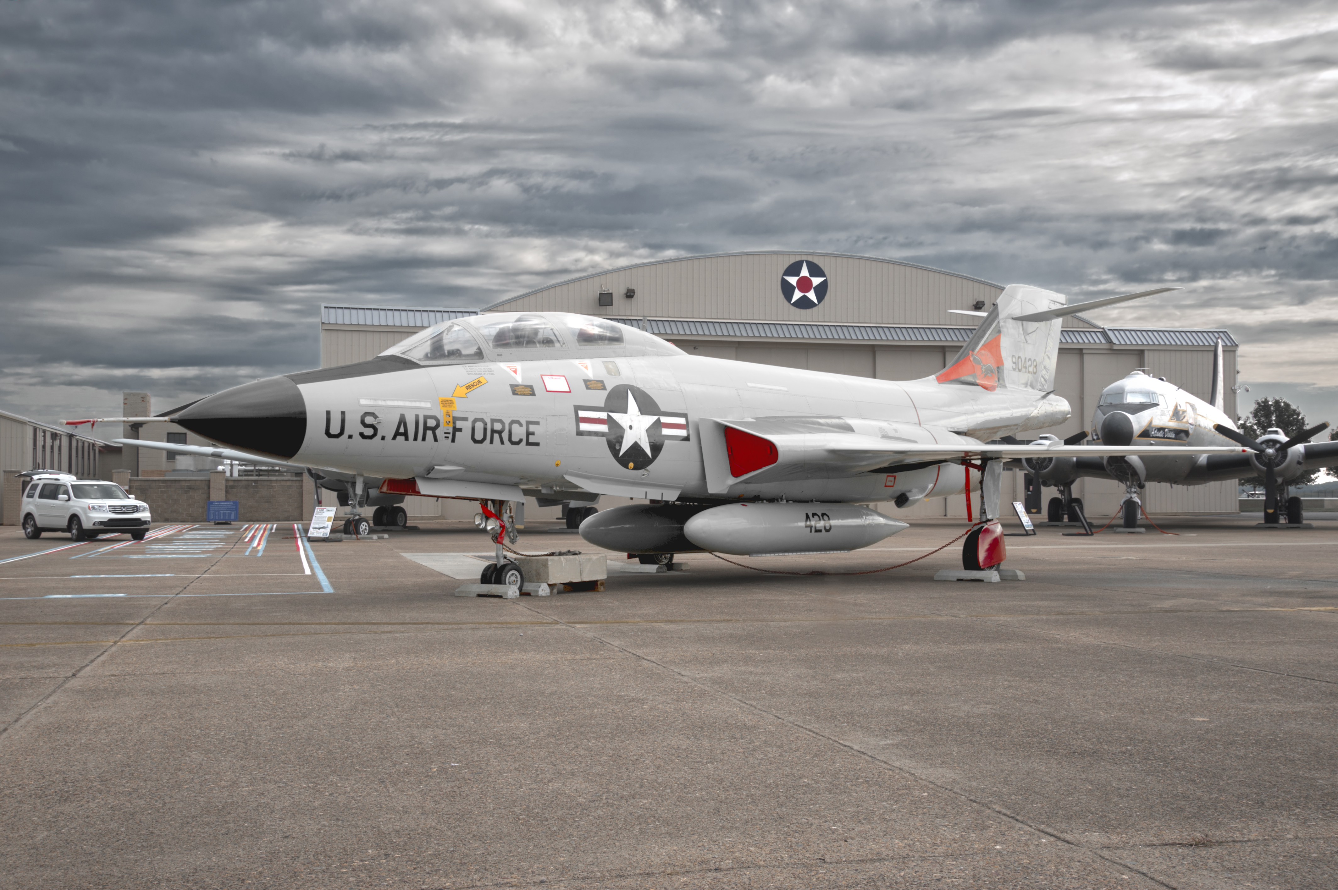 F 101b Voodoo Air Mobility Command Museum
