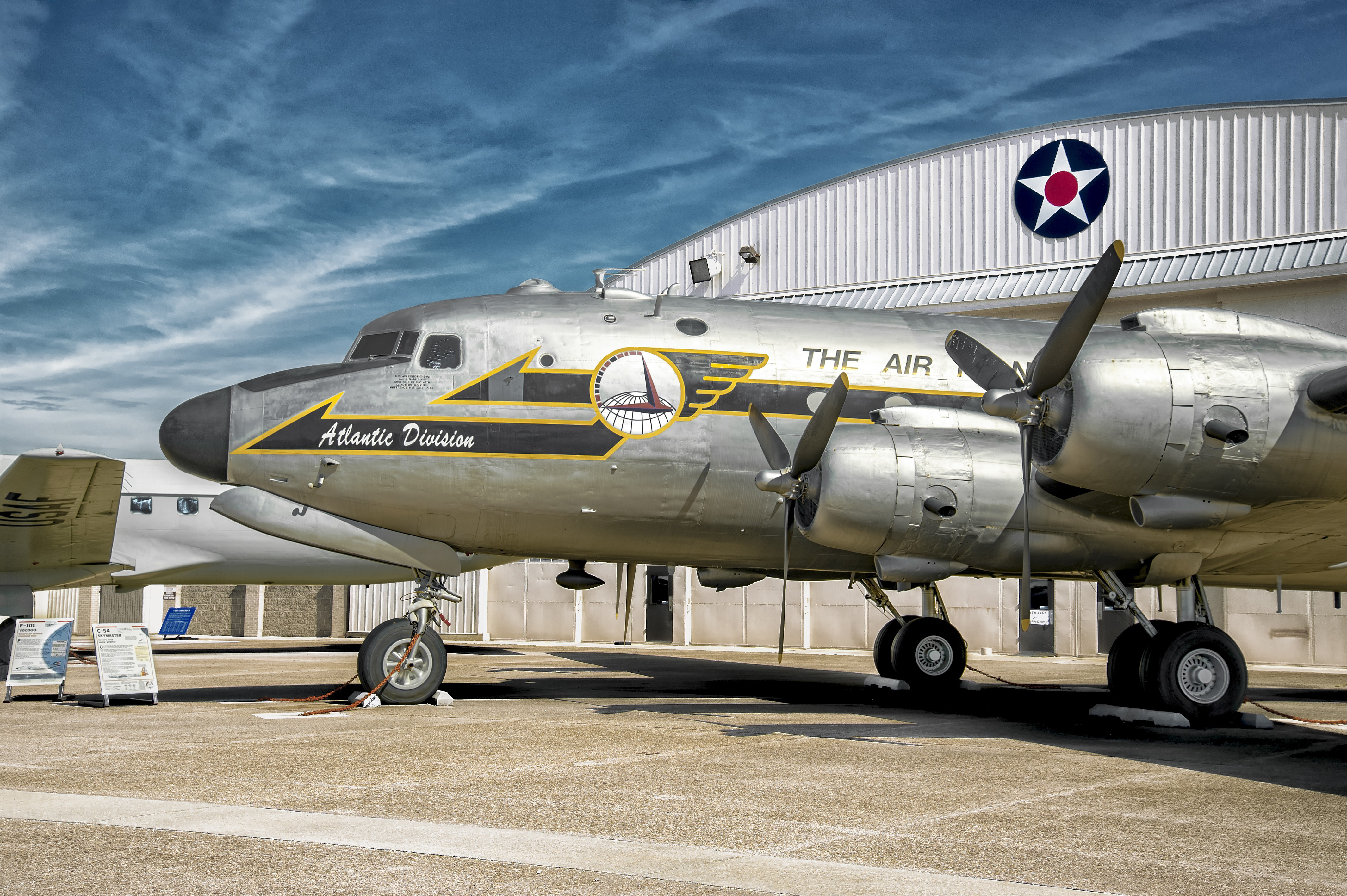 C 54m Skymaster Air Mobility Command Museum