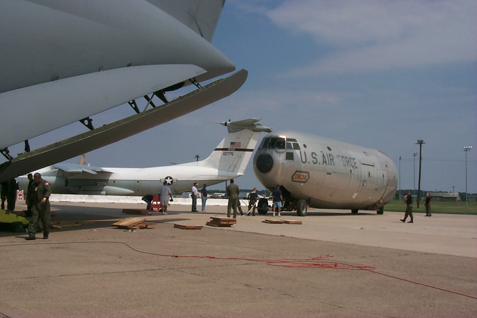 C 133b Cargomaster Air Mobility Command Museum