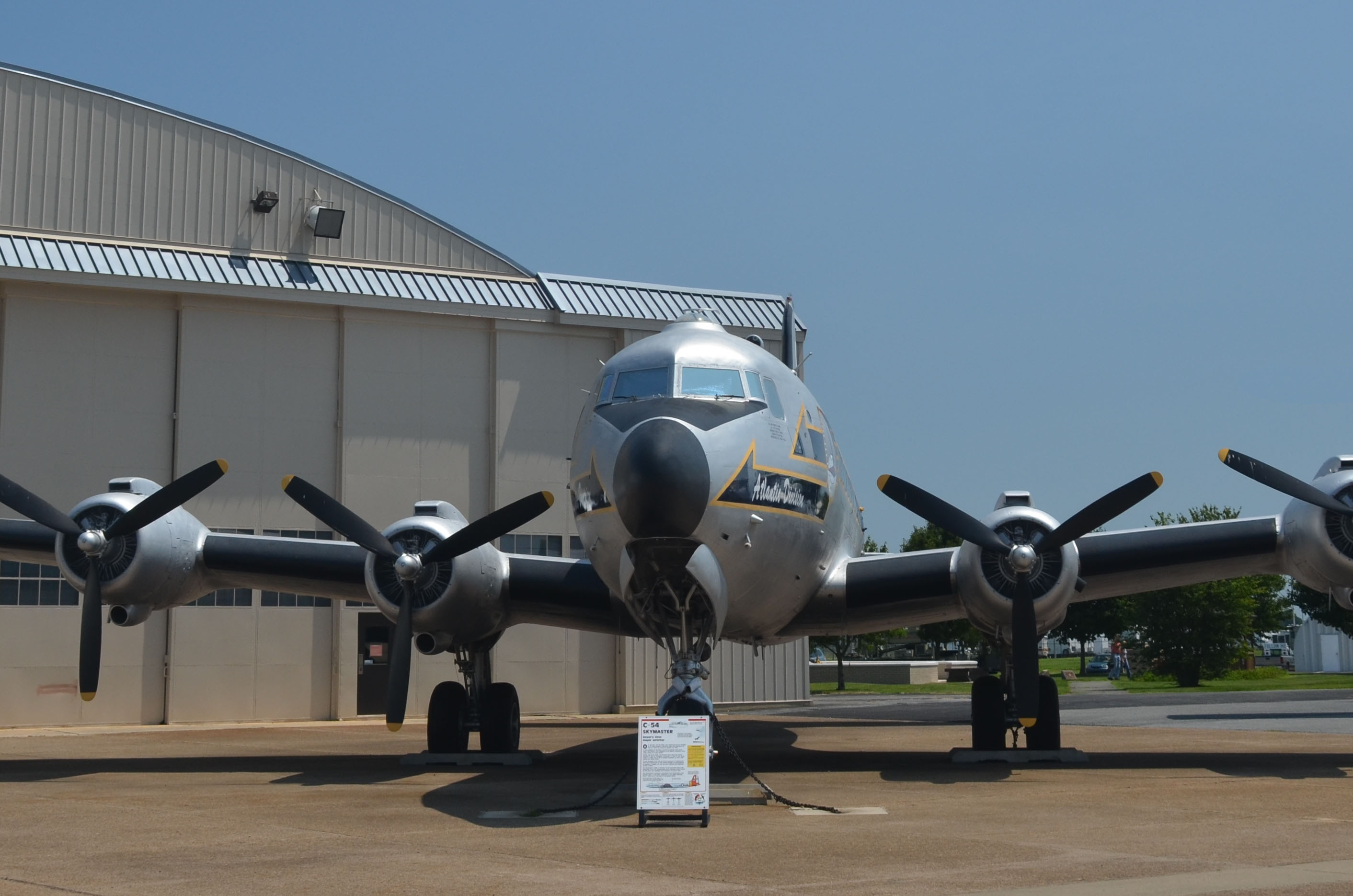 C-54M Skymaster - Air Mobility Command Museum