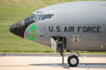 KC-135 Stratotanker 57-1507 - Crew Exiting Aircraft