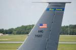 KC-135 Stratotanker 57-1507 - Tail