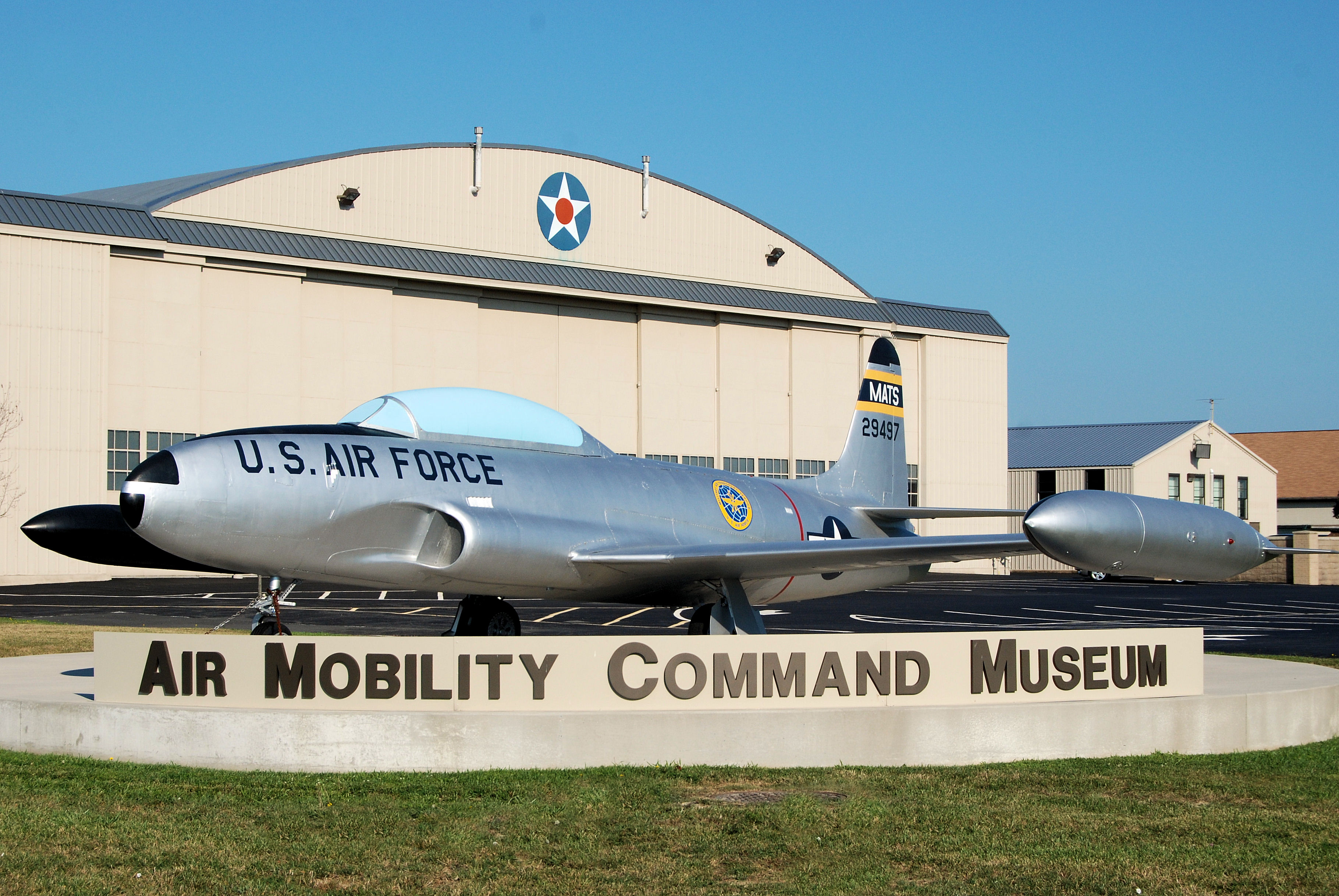 T 33a Shooting Star Air Mobility Command Museum