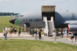 KC-135 Stratotanker 57-1507 - Visitors Allowed Inside Tour