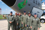 KC-135 Stratotanker 57-1507 - Crew