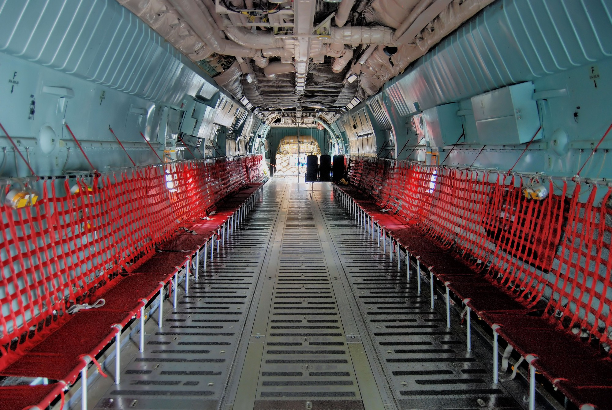 C-141B Starlifter - Air Mobility Command Museum