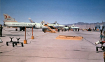 F-106 59-0023 329 FIS George AFB Open House 1964