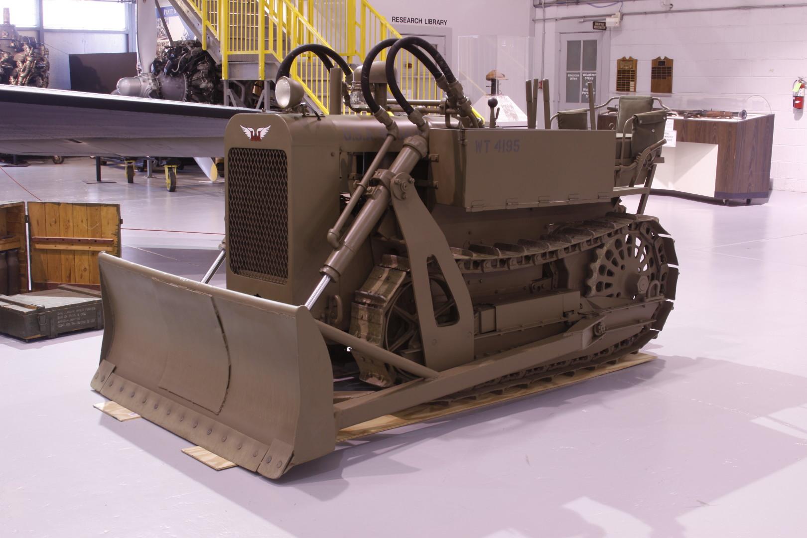 CA-1 Tractor