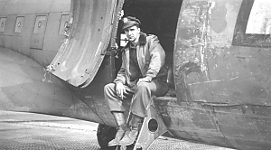 Lew Johnston - Troop Carrier D-Day