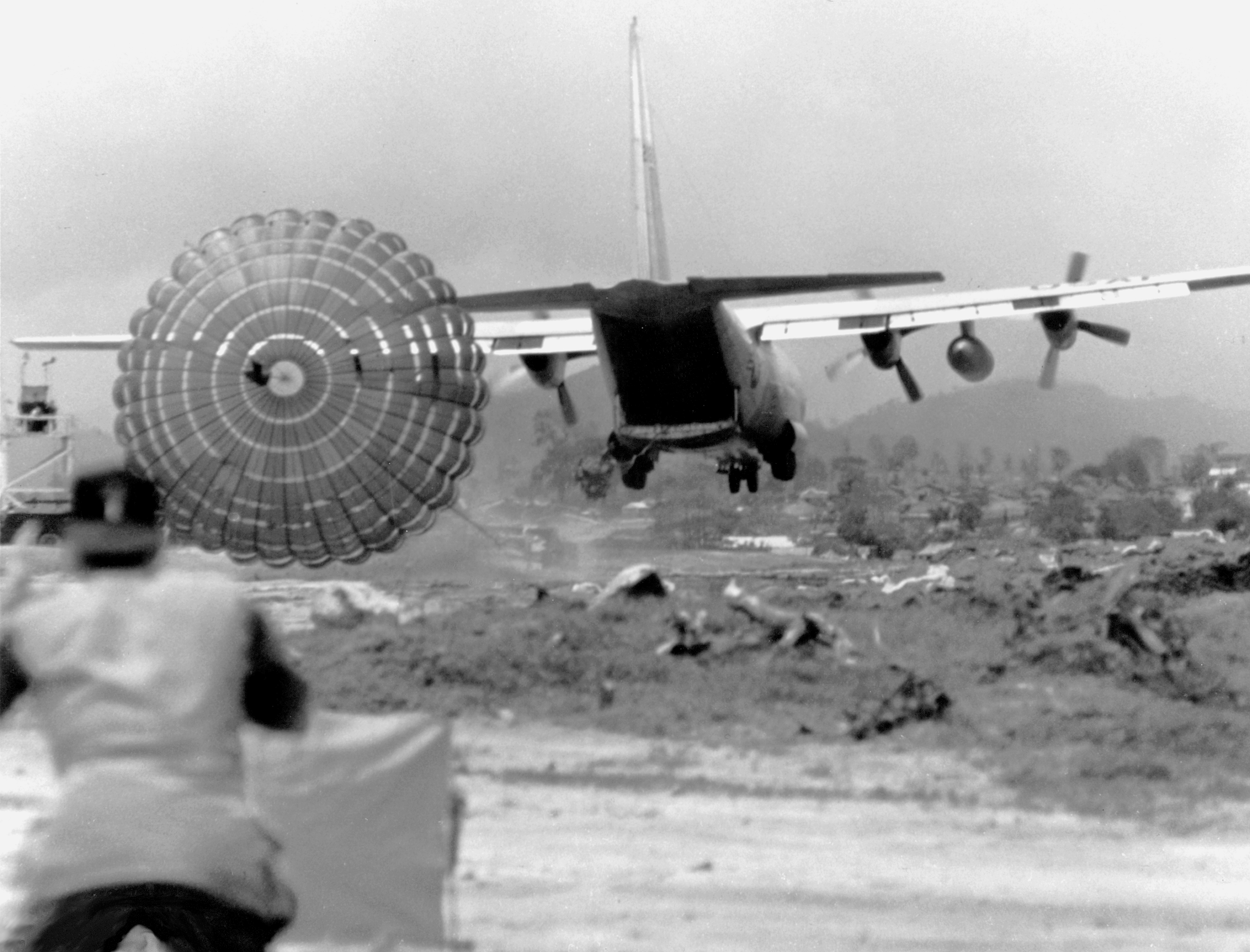 425cea0edc0d8 Airlift During the Vietnam War - Air Mobility Command Museum