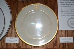 Air Force Two Salad Plate