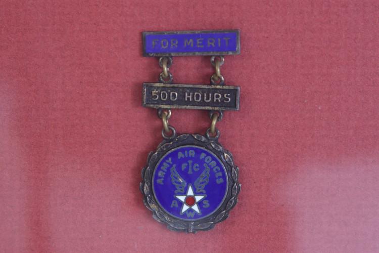 Aircraft Warning Service Merit Medal