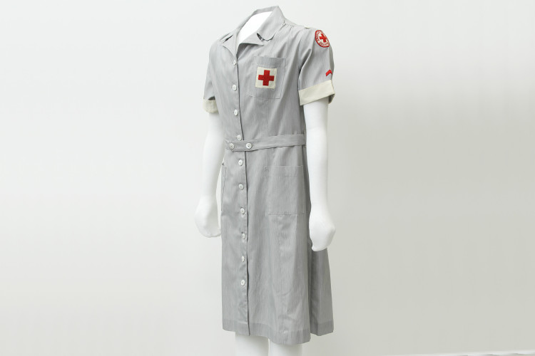 American Red Cross Dress - Left
