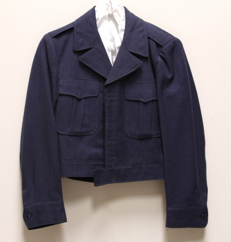 Blue Ike Jacket