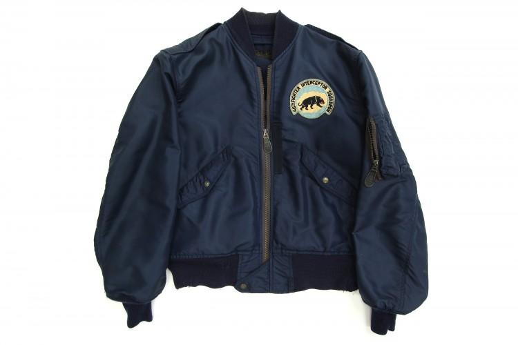 Blue L-2A Jacket