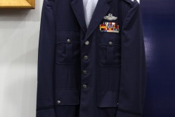 Blue Officer Service Coat