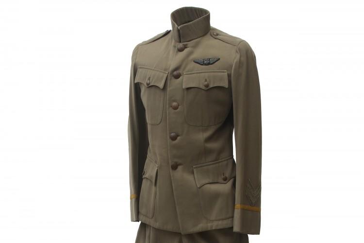 Brown Service Coat