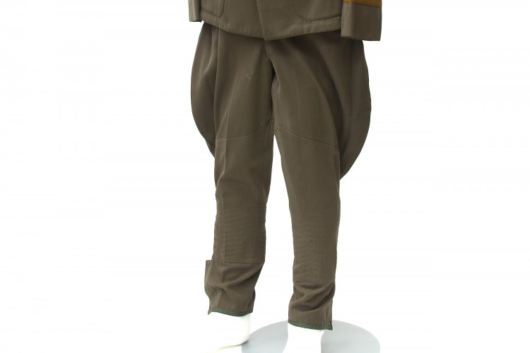 Brown Service Trousers