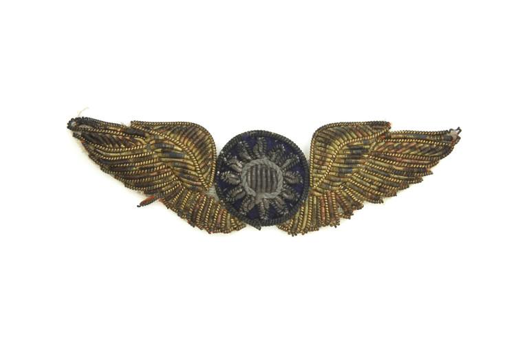 Chinese Pilot Aviation Badge