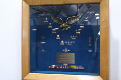 General Estes, Jr. Shadowbox