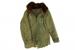 Green B-11 Flying Jacket