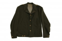 Green Officer Field Jacket