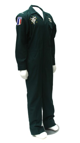 Green Party Suit
