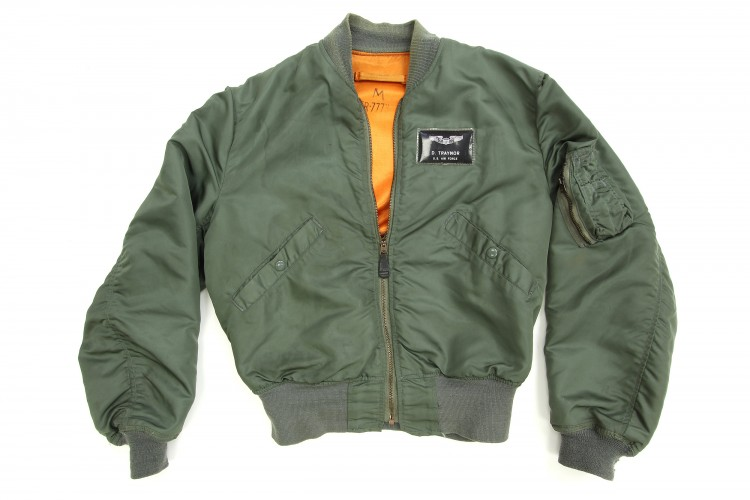 L-2B Sage Green Flying Jacket