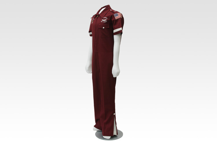 Maroon Party Suit