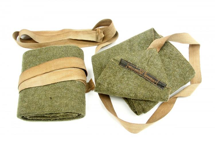 Olive Drab Wraparound Leggings