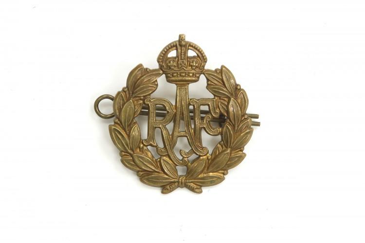 Royal Air Force Cap Badge