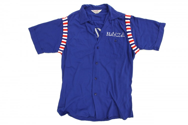 Squadron Bowling Shirt