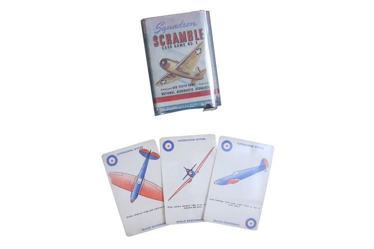 Squadron Scramble Card Game