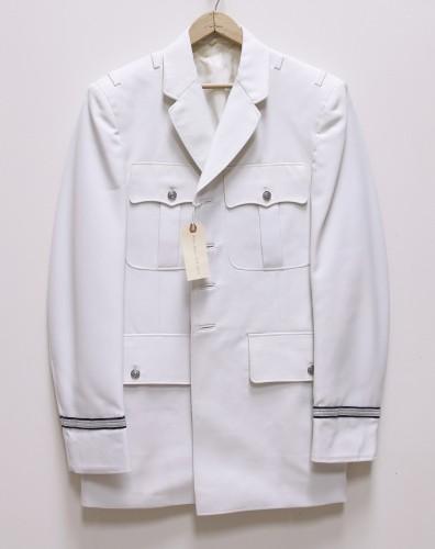 White Ceremonial Uniform Coat