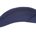 6cb6f6821cf Woman s Blue Enlisted Garrison Cap. Donor Sherri R. Scott entered the U.S. Air  Force in 1991. Her first duty assignment was at Pope AFB