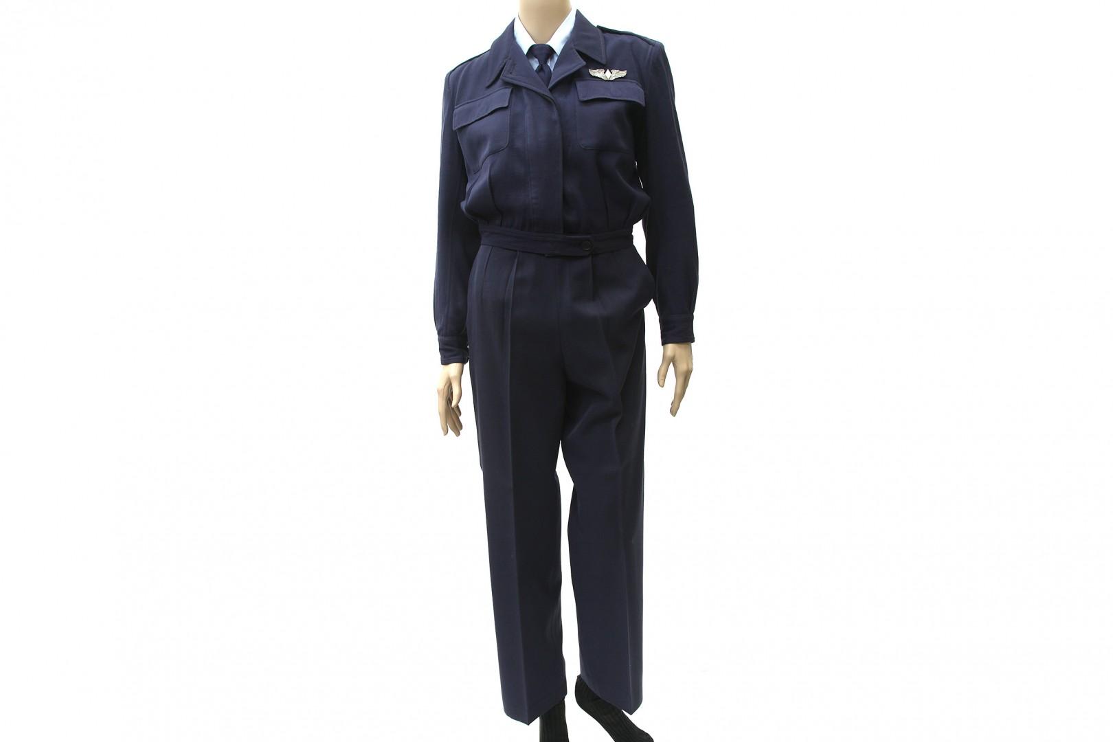 994cf47b522f Women s Airforce Service Pilot Uniform - Air Mobility Command Museum
