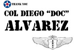 Golf Tournament - Col Diego Alvarez - Sponsor