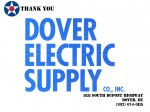 Golf Tournament - Dover Electric Supply Co, Inc. - Sponsor