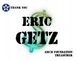 Golf Tournament - Eric Getz - Sponsor