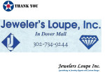 Golf Tournament - Jeweler's Loupe, Inc. - Sponsor