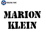 Golf Tournament - Marion Klein - Sponsor