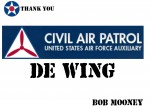 Golf Tournament - Civil Air Patrol, DE Wing - Sponsor