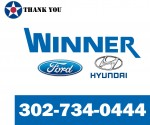 Golf Tournament - Winner Ford Hyundai - Sponsor