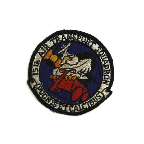 15th Air Transport Squadron Patch