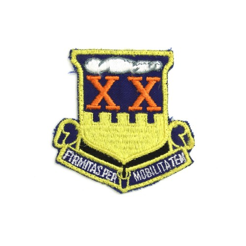 20th Air Transport Squadron (H) Patch