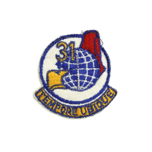 31st Military Airlift Squadron Patch