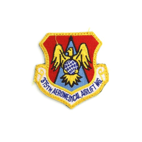 375th Aeromedical Airlift Wing Patch