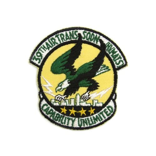 39th Air Transport Squadron Patch