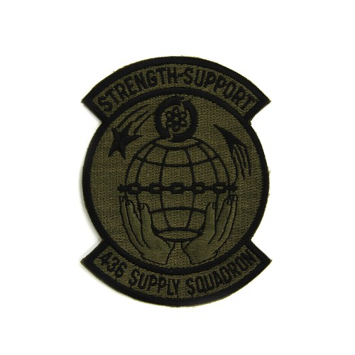 436th Supply Squadron Patch